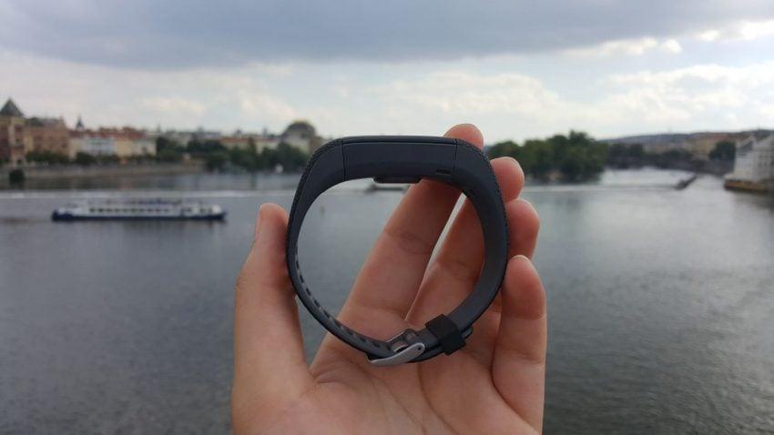 Tabletowo.pl Recenzja opaski Garmin VivoSmart HR+ Recenzje Wearable