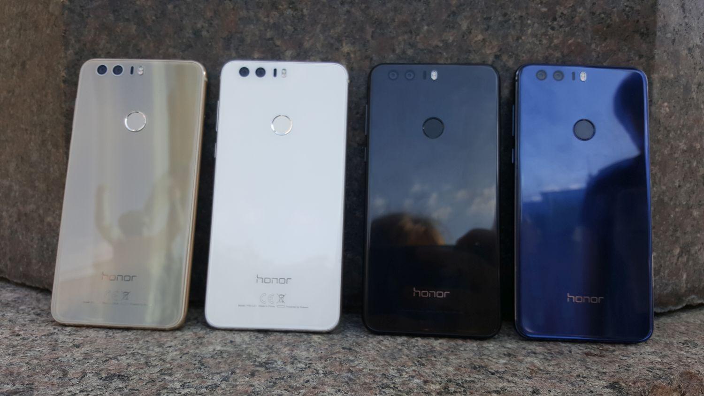 smartfon Honor 8 smartphone