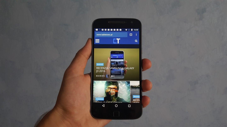 Recenzja Lenovo Moto G4 Plus 19