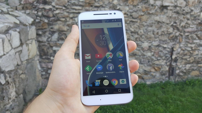 Tabletowo.pl Lenovo Moto G4 i Moto G4 Plus dostają w Polsce aktualizację do Androida 7.0 Nougat Aktualizacje Android Lenovo Motorola Smartfony