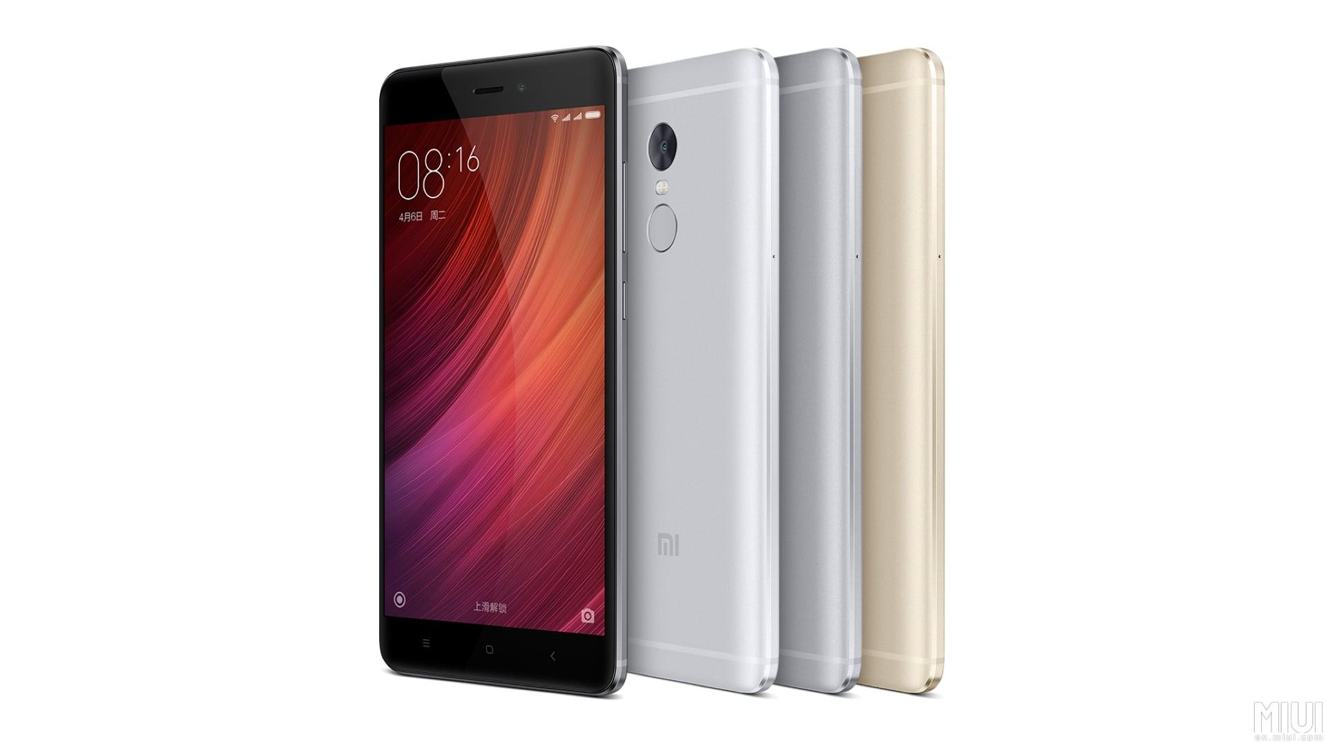 Tabletowo Xiaomi Redmi Note 4 oficjalnie 10 rdzeni i ponad 2 miliony pikseli