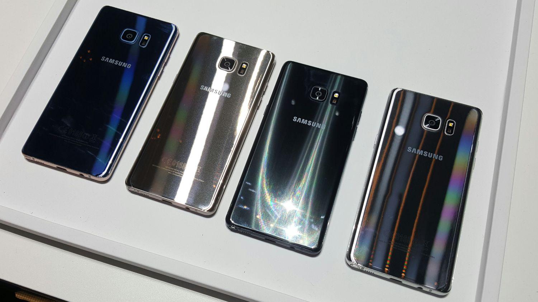 Samsung anulował trzecią serię flagowych smartfonów