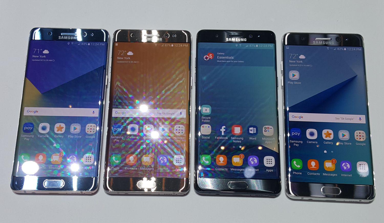 Tabletowo.pl Samsung może mieć poważne problemy. Będzie ponownie musiał wymieniać wszystkie Galaxy Note 7? Android Samsung Smartfony