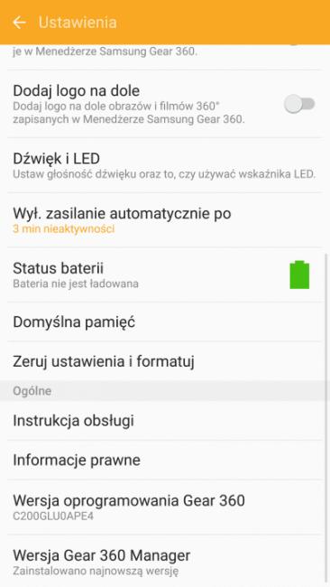 Tabletowo.pl Recenzja kamerki Samsung Gear 360. Tylko i aż świetny gadżet Akcesoria Recenzje Samsung