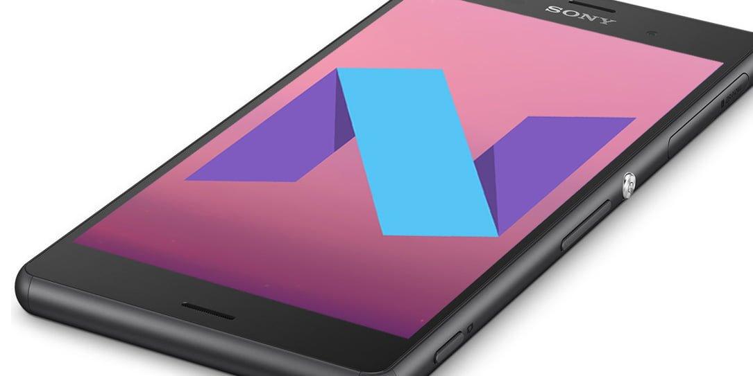 Tabletowo.pl Kiedy i jakie urządzenia Sony otrzymają Androida Nougat? Aktualizacje Android Plotki / Przecieki Smartfony Sony Tablety