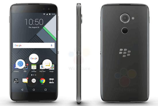 Tak będzie wyglądał BlackBerry DTEK60. Niespodzianki nie ma 19
