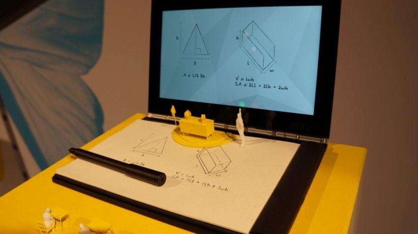 Lenovo Yoga Book, czyli innowacyjna hybryda oficjalnie zaprezentowana 20