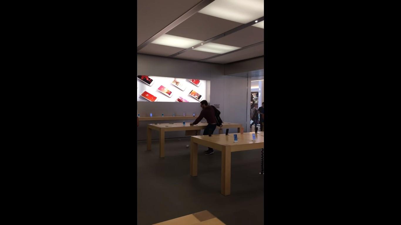 francja-apple-store-mezczyzna-niszczy-w-sklepie-iphoney