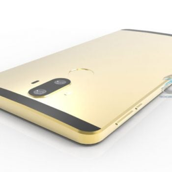 Huawei Mate 9 pokazuje się z każdej strony na filmie 23