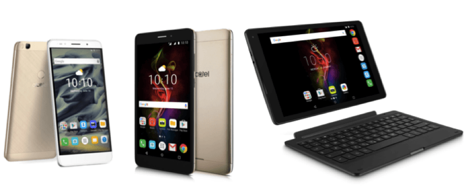 Alcatel prezentuje dwa nowe tablety i smartfon w rozmiarze XL z serii POP 4 18