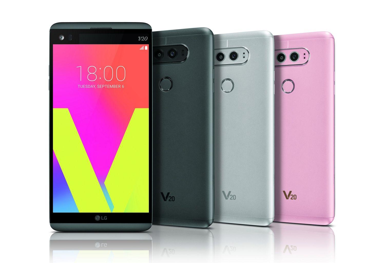 Tabletowo.pl LG V20 może stać się nowym królem multimediów wśród smartfonów Android LG Smartfony