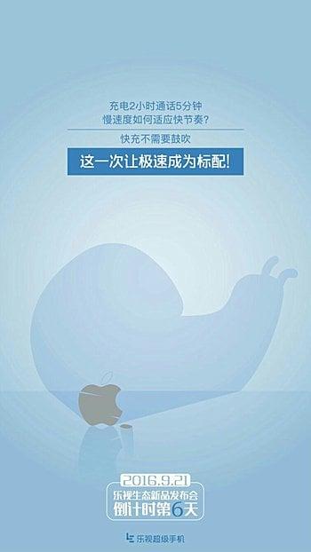 LeEco zapowiada premierę nowego smartfona, a przy okazji ...
