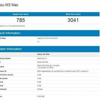 Tabletowo.pl Meizu M3 Max będzie miał rysik. Szykuje się godny rywal dla Samsunga Galaxy Note 7? Android Meizu Plotki / Przecieki Smartfony