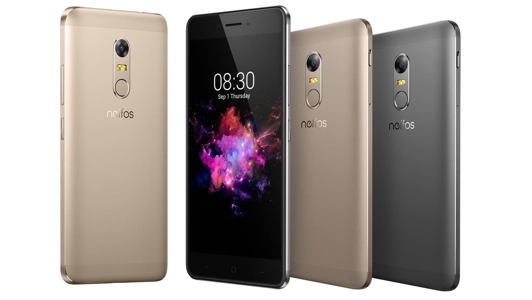 TP-Link przywiozło na IFA 2016 dwa naprawdę ładne smartfony: Neffos X1 i Neffos X1 Max 22