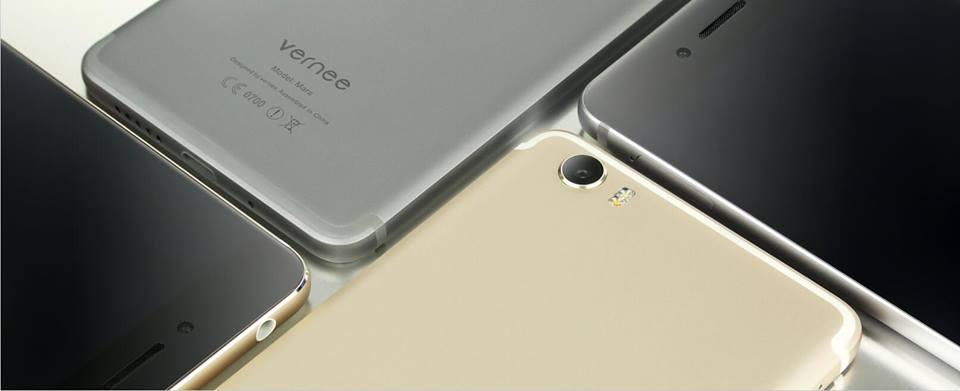 Wizualny klon iPhone'a 7, Vernee Mars, dostępny w przedsprzedaży 25