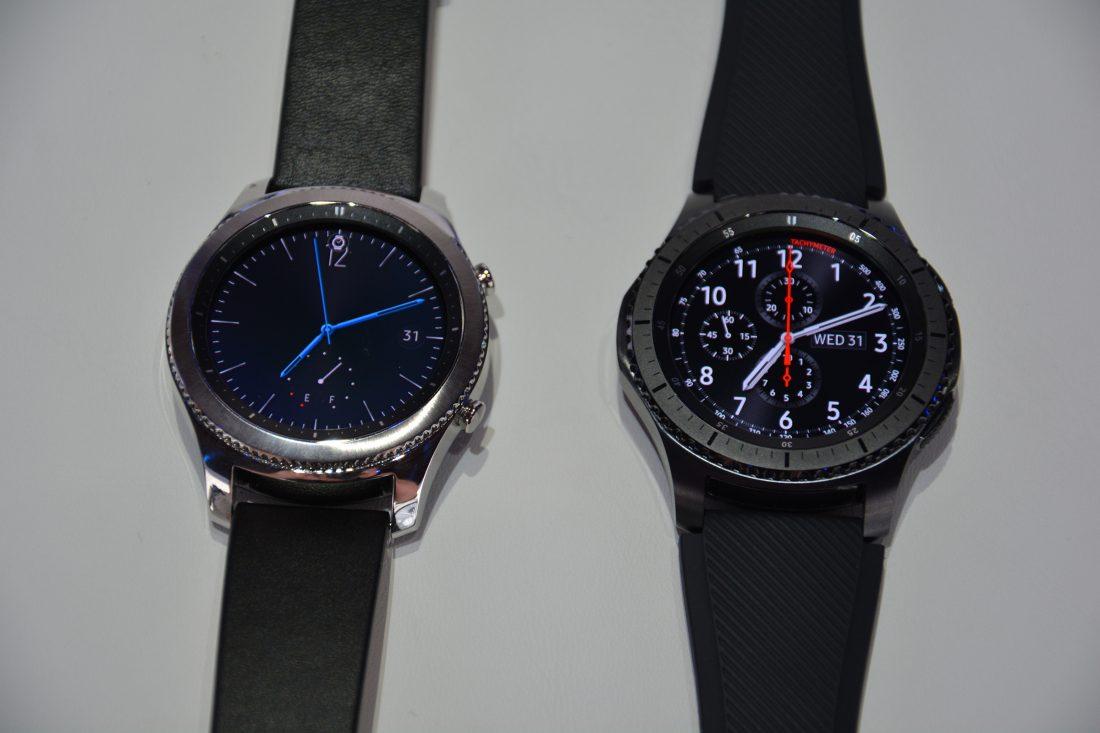 Tabletowo.pl Wiemy, kiedy zadebiutuje najnowszy zegarek Samsunga. Galaxy Watch już niedługo Plotki / Przecieki Samsung Tizen Wearable