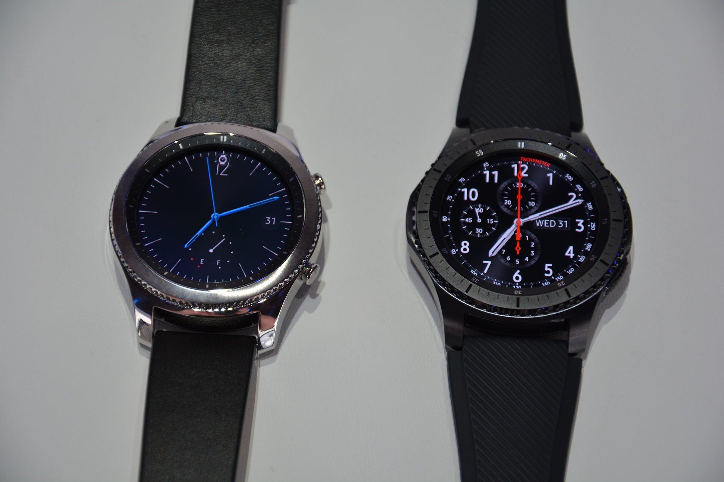 Tabletowo.pl Gear S3 trafi do sprzedaży w Europie dopiero 4 listopada Samsung Tizen Wearable