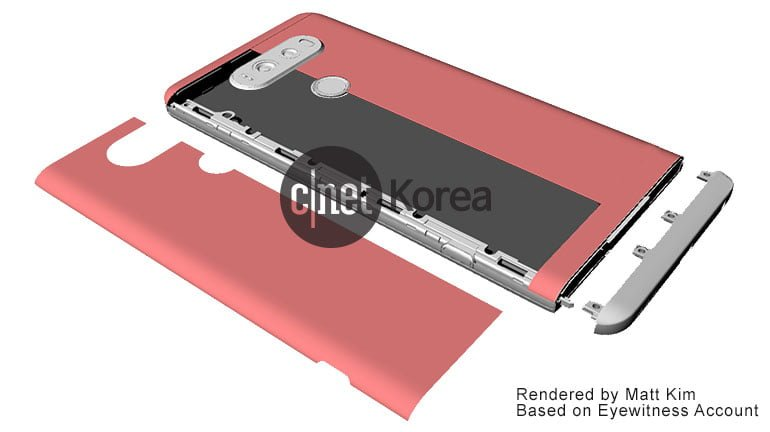 LG V20 będzie nietypowo rozbieralnym smartfonem? 20
