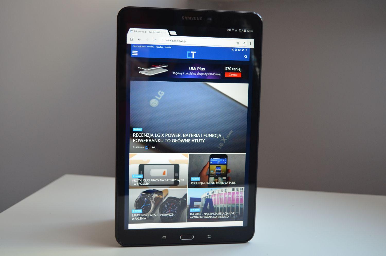 Recenzja Samsunga Galaxy Tab A 10.1 2016