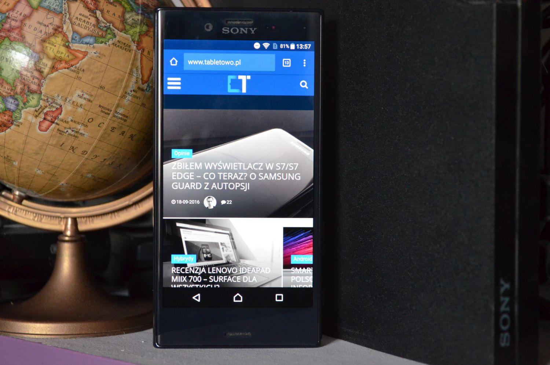 Recenzja Sony Xperia X Compact. Najlepszy mały smartfon na rynku? 18