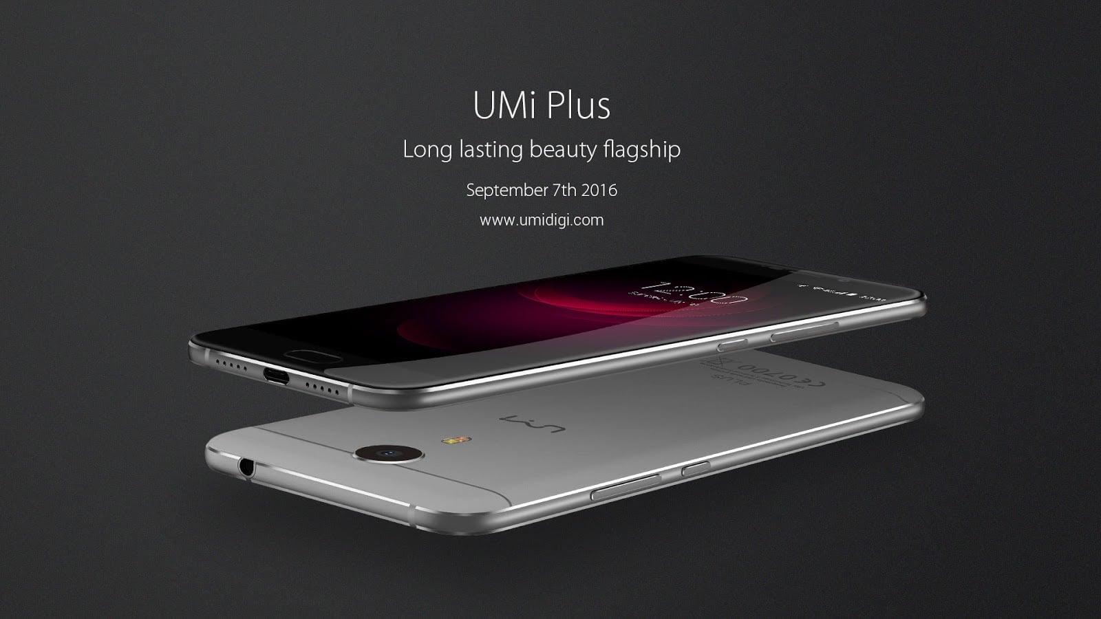 Tabletowo.pl UMI Plus - premiera jutro, ale już dziś wszystko o nim wiemy Android Chińskie Smartfony