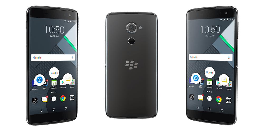 BlackBerry DTEK60 już do kupienia w Polsce. Cena jest i wysoka i niska 15