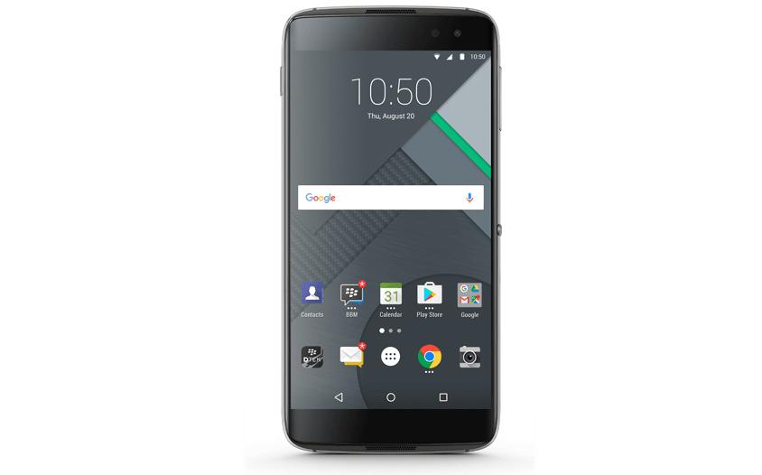 Niezaprezentowany jeszcze BlackBerry DTEK60 już dostępny w przedsprzedaży 17