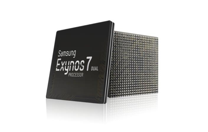 Tabletowo.pl Exynos 7 Dual 7270 - pierwszy, wytwarzany w 14-nm procesie FinFET układ do wearables Samsung Wearable