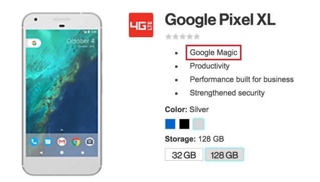 Google Pixel XL (Verizon)