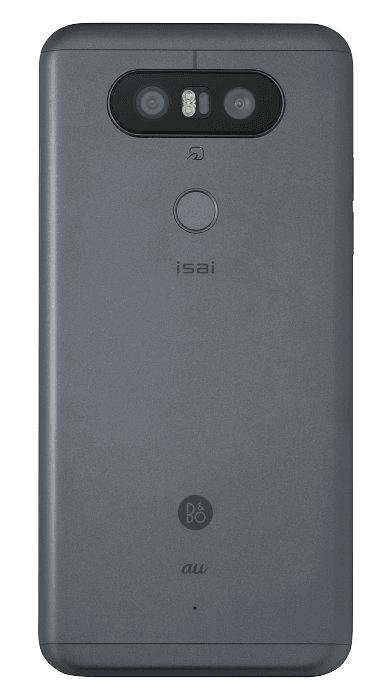 isai Beat LG V34
