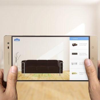 Tabletowo.pl Lenovo Phab 2 Pro trafi do sprzedaży w listopadzie. W Polsce też powinien być dostępny Android Lenovo Rozszerzona rzeczywistość Smartfony