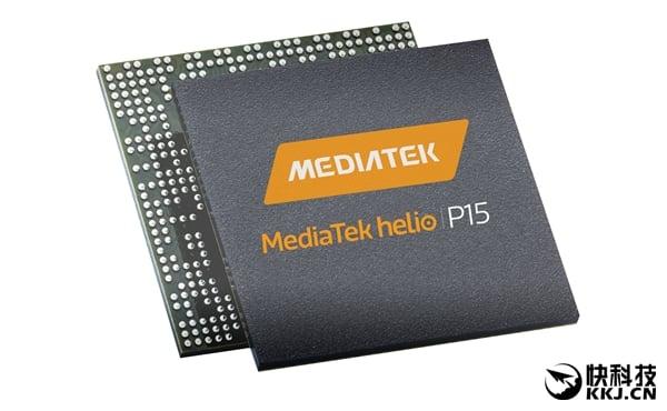 MediaTek zaprezentował kolejny, średniopółkowy procesor - Helio P15 23