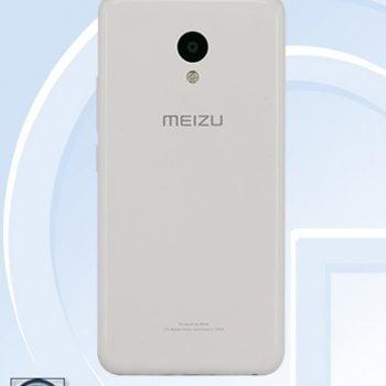 Meizu M5 w TENAA
