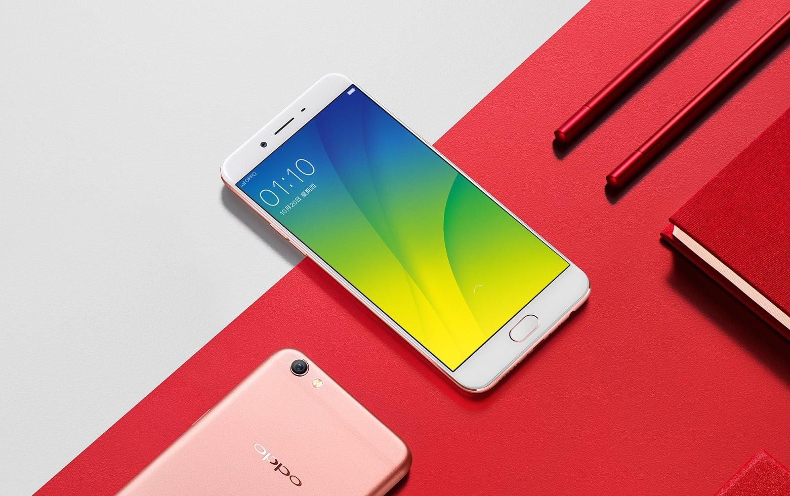 Tabletowo.pl Zadebiutowały Oppo R9S i Oppo R9S Plus. Chińczycy konsekwentnie kopiują Apple Android Nowości Oppo Smartfony
