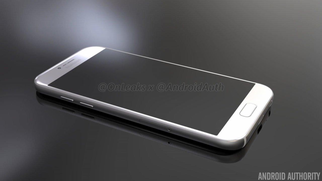 Tabletowo.pl Nie musieliśmy długo czekać - teraz Samsung Galaxy A5 (2017) potwierdza swoją specyfikację Android Plotki / Przecieki Samsung Smartfony