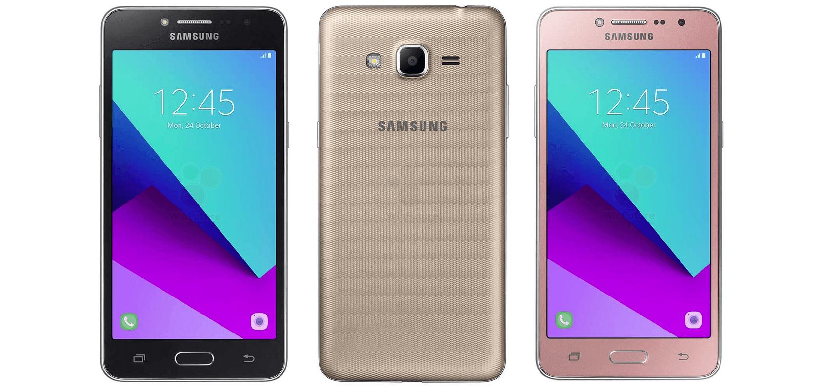 Tabletowo.pl Pierwszy smartfon Samsunga z procesorem MediaTeka nazywa się Galaxy J2 Prime Android Samsung Smartfony