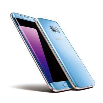 Oto Galaxy S7 Edge Blue Coral w pełnej krasie. W Polsce też go będzie można kupić 19