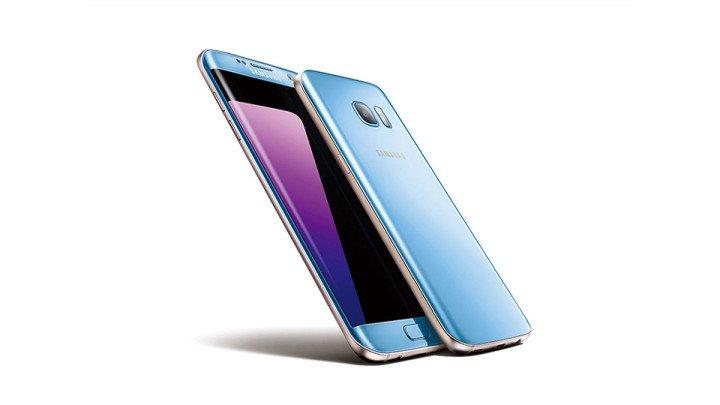 Samsung Galaxy S7 Edge w kolorze Blue Coral powoli wkracza do Europy 19