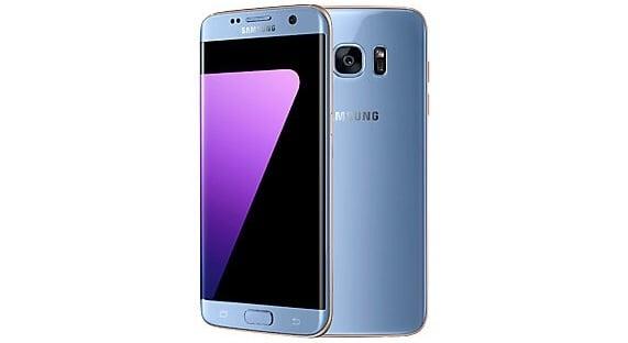 Samsung Galaxy S7 Edge w wersji Blue Coral w sprzedaży od 5 listopada 18