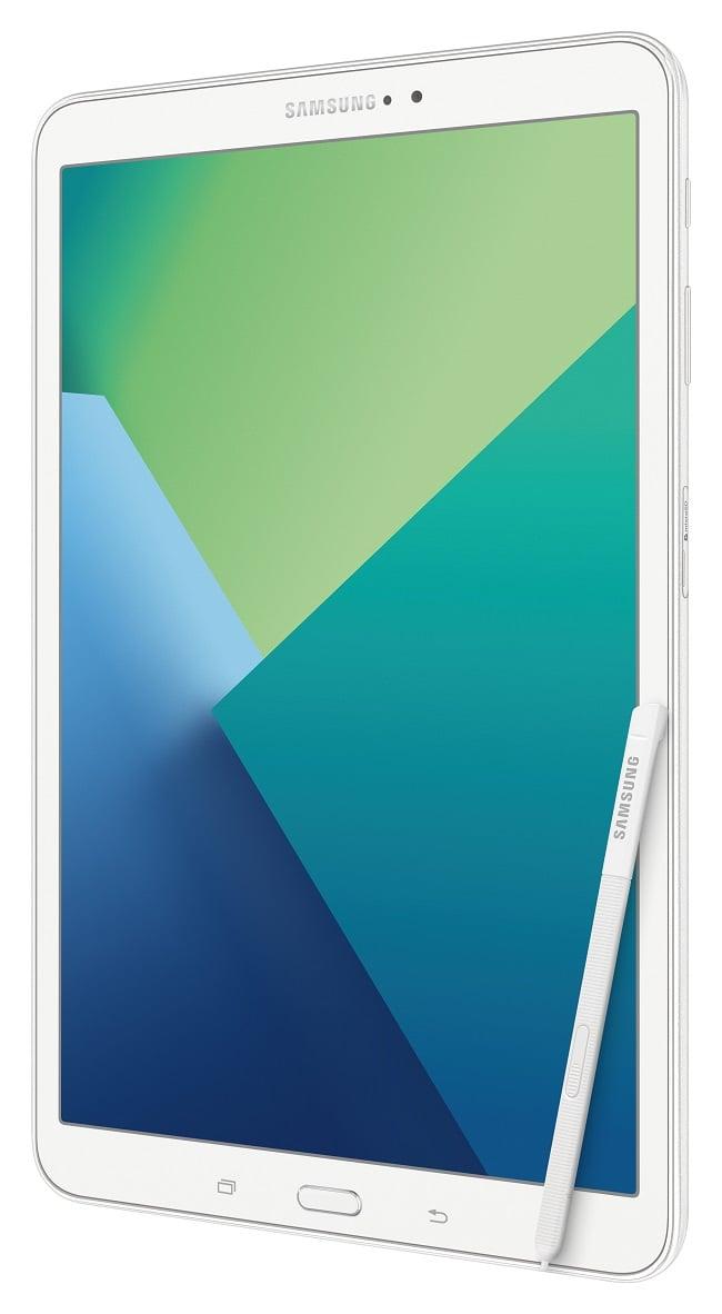 Samsung Galaxy Tab A 10.1 z rysikiem S Pen