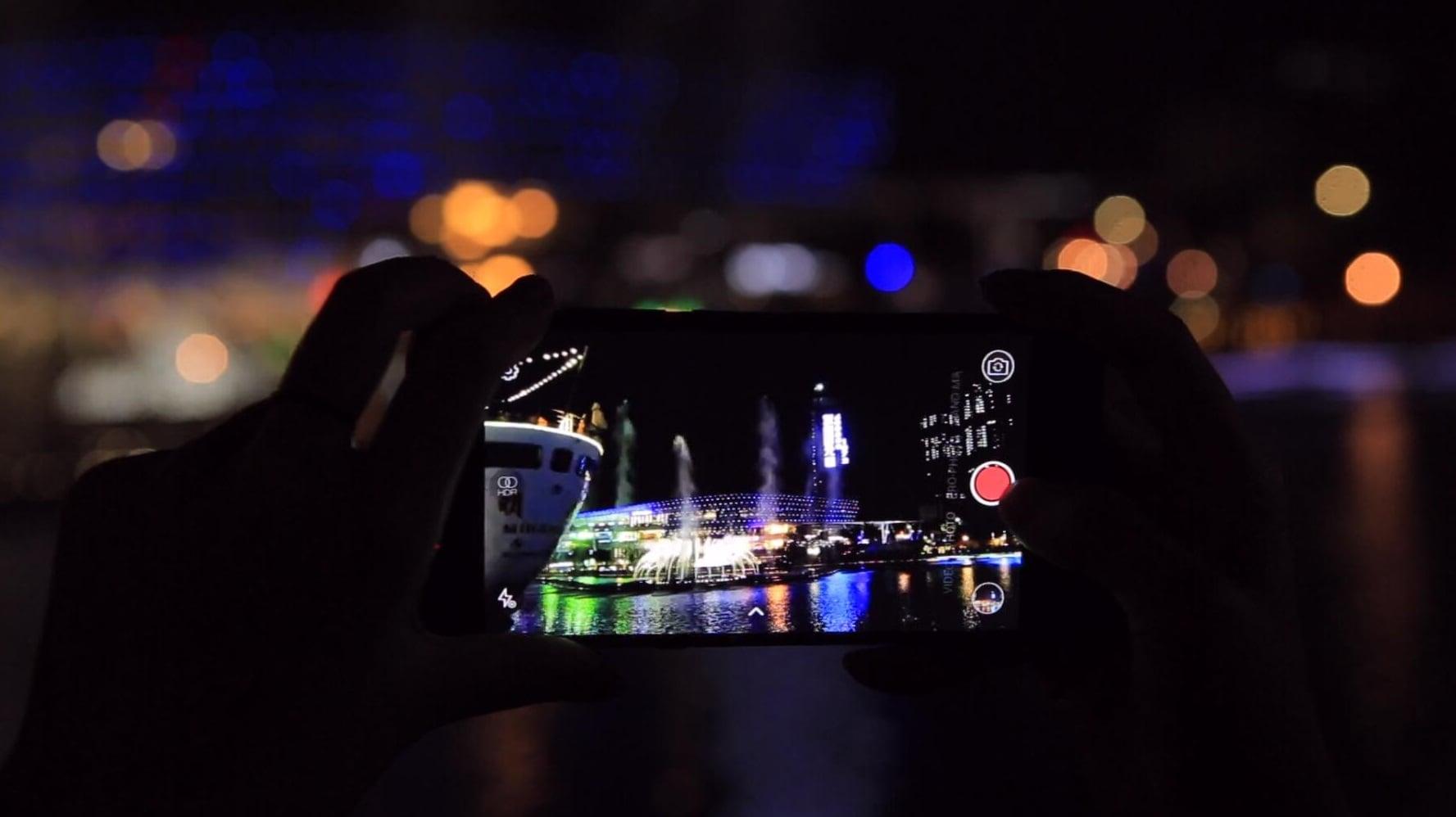 Aparat w UMi Plus potrafi zrobić dobrej jakości zdjęcie w każdych warunkach oświetleniowych 21