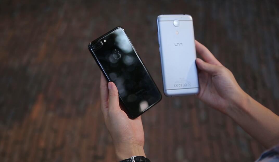 UMI PLUS VS IPHONE 6