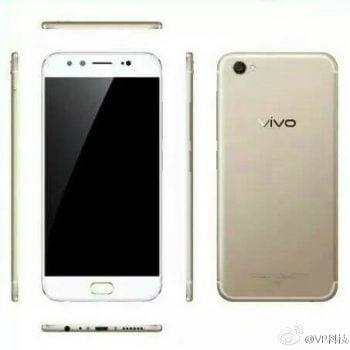 Vivo X9 i Vivo X9 Plus będą bardzo wiernymi kopiami iPhone'a 7/7 Plus. Różnice są minimalne 23