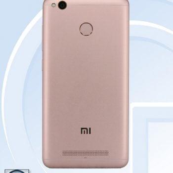 Xiaomi 2016112 w TENAA