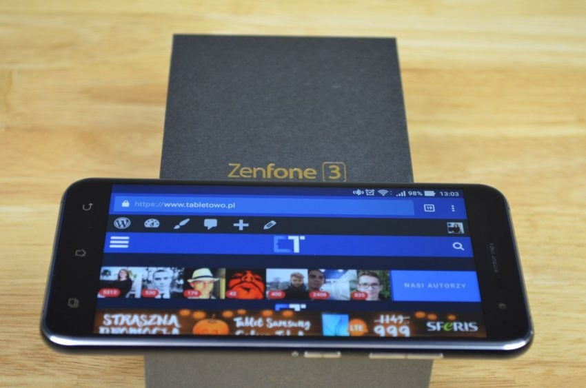 Tabletowo.pl Opłaca się: ASUS ZenFone 3 w promocji za 999 złotych Asus Promocje Smartfony