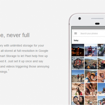 google-pixel-storage