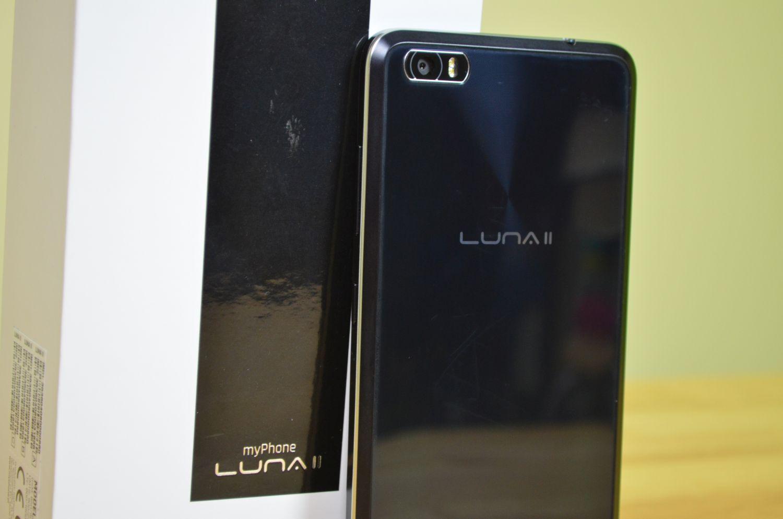 Ogromny Recenzja myPhone Luna II | Tabletowo.pl UM62