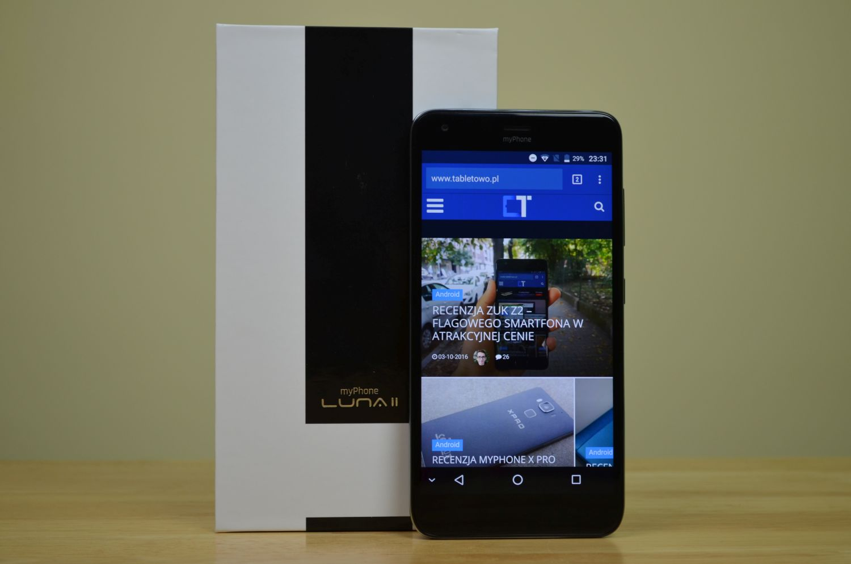 Dodatkowe Biedronka rusza z nową promocją: myPhone Luna II przeceniony KP26