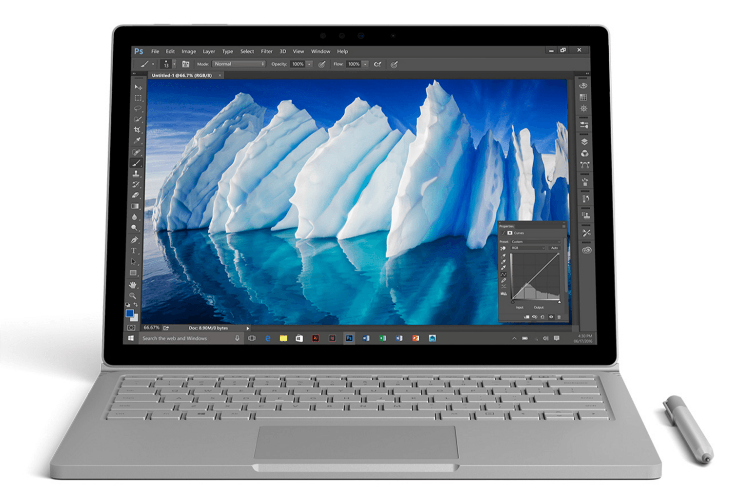 Microsoft pręży muskuły - oto nowy Surface Book 26