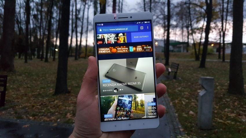 Tabletowo.pl Recenzja Xiaomi Mi Max Android Recenzje Smartfony Xiaomi